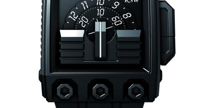 Sieht Aus Wie Ein Kompass, Ist Aber 'ne Uhr: RSW Outland