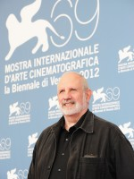 "VENICE, ITALY - SEPTEMBER 07:  Director Brian de Palma attends the ""Passion"" Photocall during the 69th Venice Film Festival at the Palazzo del Casino on September 7, 2012 in Venice, Italy.  (Photo by Pascal Le Segretain/Getty Images)"