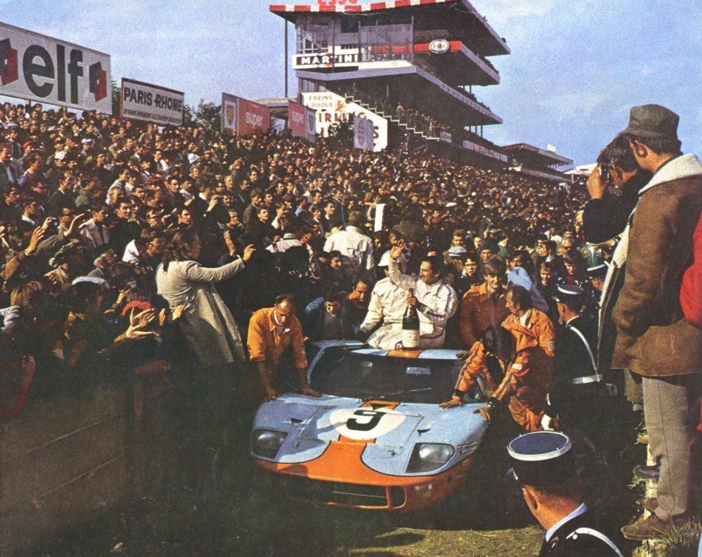 End Le Mans '68, Pedro & Lucien copy